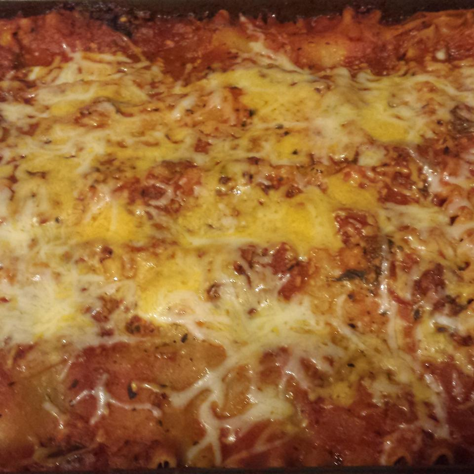 Simple Spinach Lasagna Pam No MoreDrama Coker