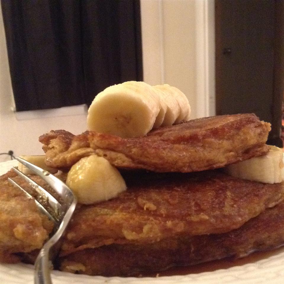 Oatmeal Pancakes II Shannon Egan