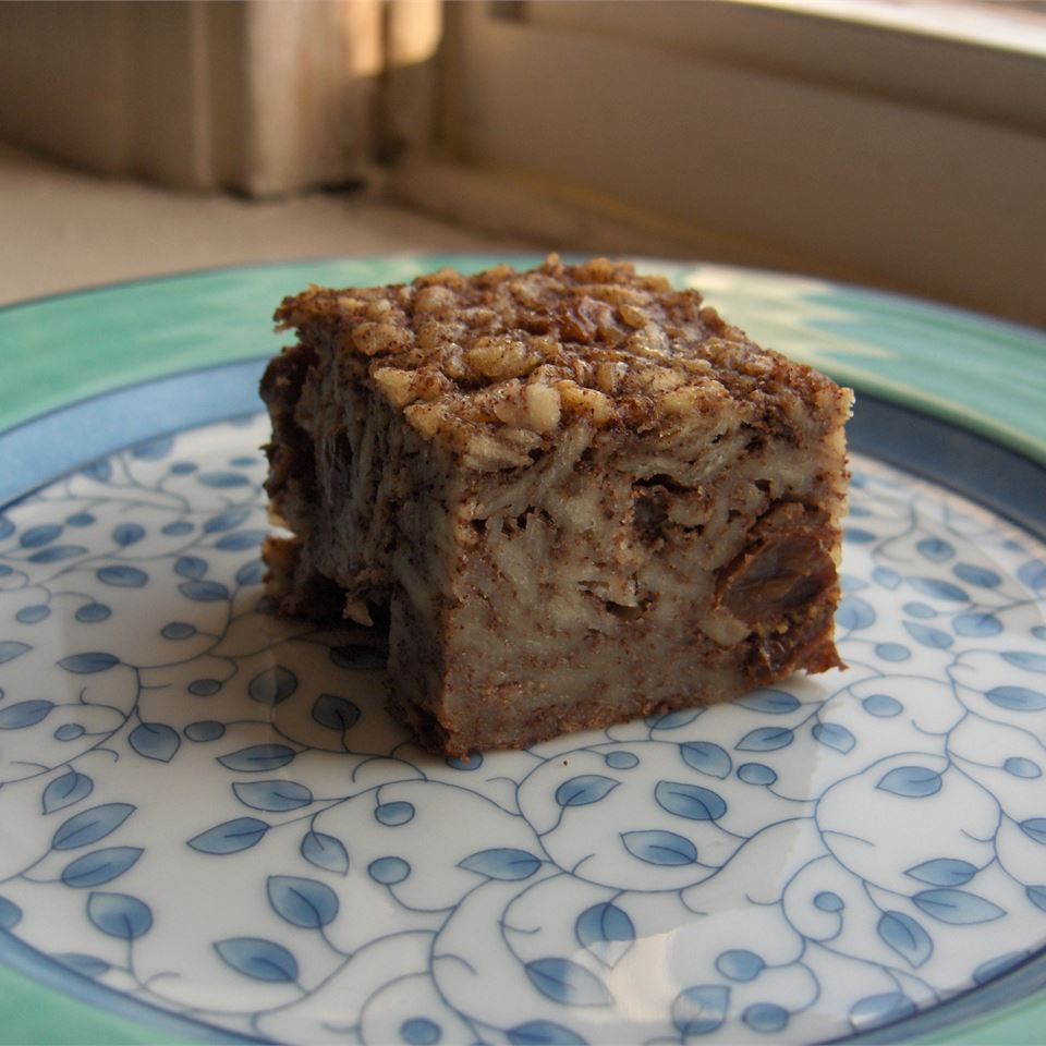 Raisin Farfel Kugel Christy A.