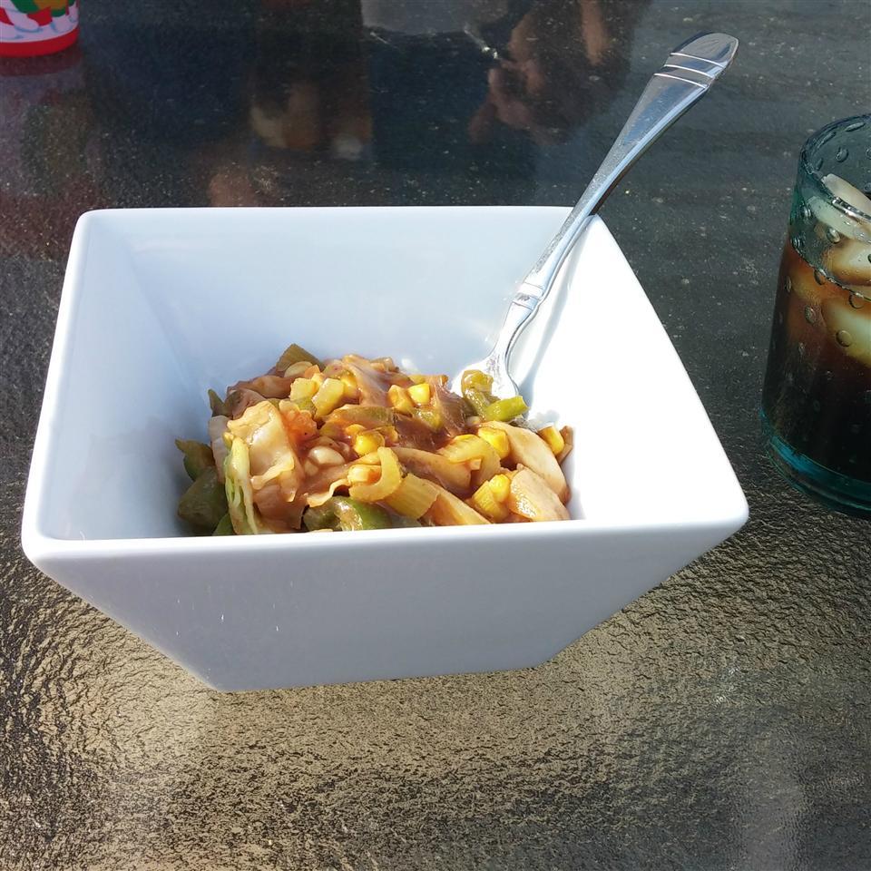 Amanda's Awesome Stir-Fry Sauce Chef Mo