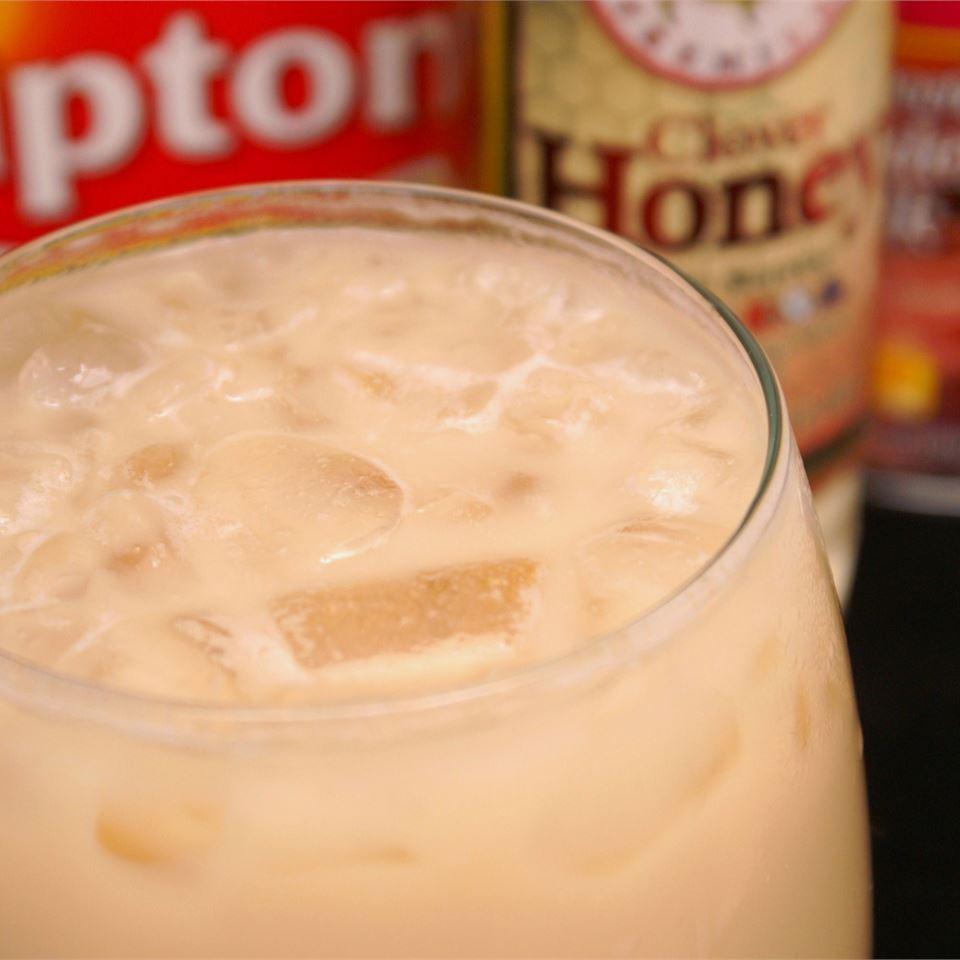 Honey Milk Tea - Hong Kong Style