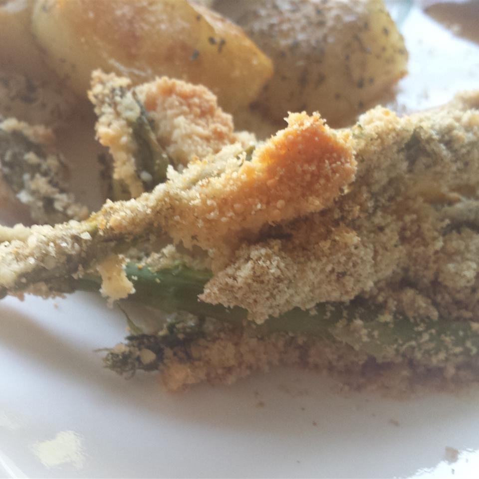 Asparagus Oregenato stephanie whitmire