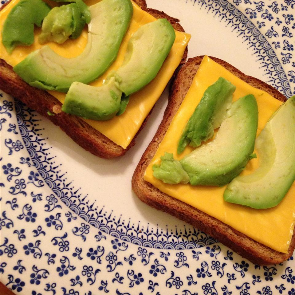 Avocado Toast H Laney