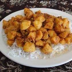 Batata Nu Shak (Potato Curry)