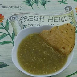Morelos Salsa Verde Baking Nana