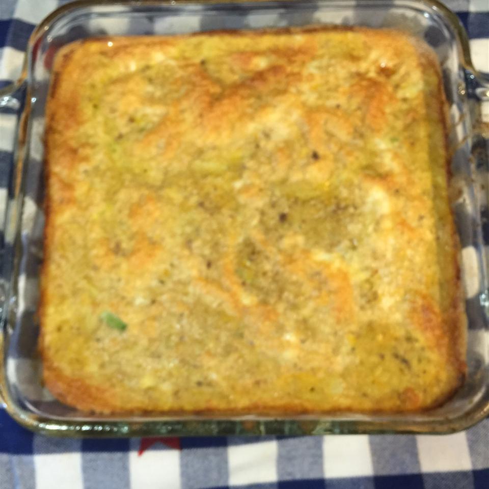 Cauliflower Quiche Pat Rom