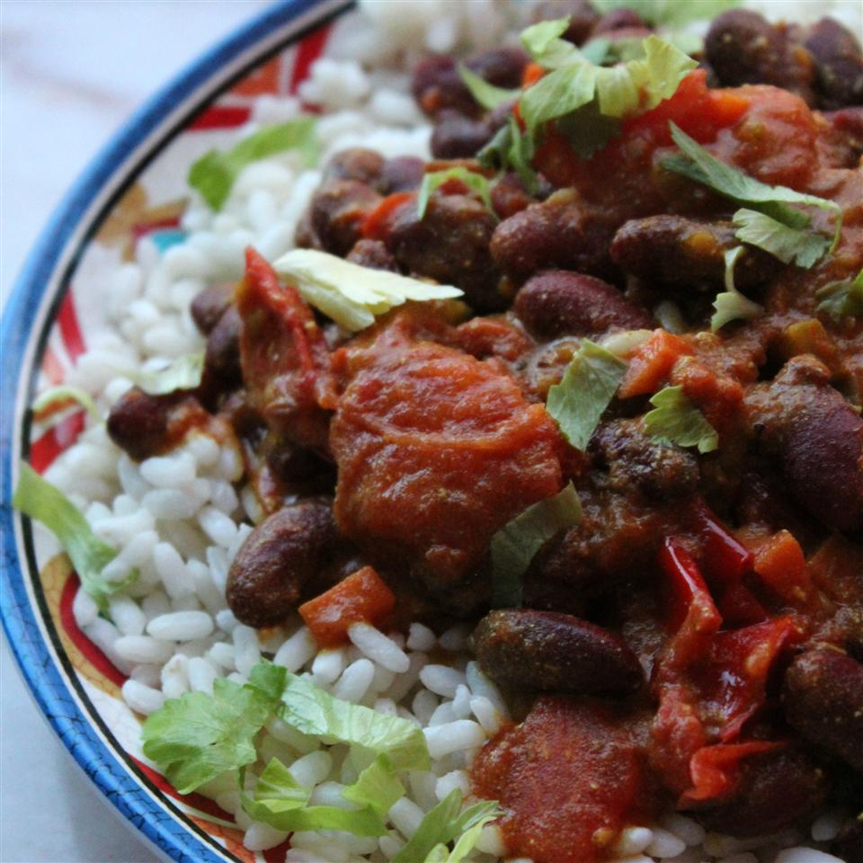 Rajma (Kidney Beans) Buckwheat Queen