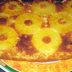 Pineapple Cake I mrs_shahriar