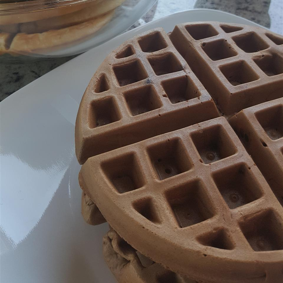 Chocolate Waffles I
