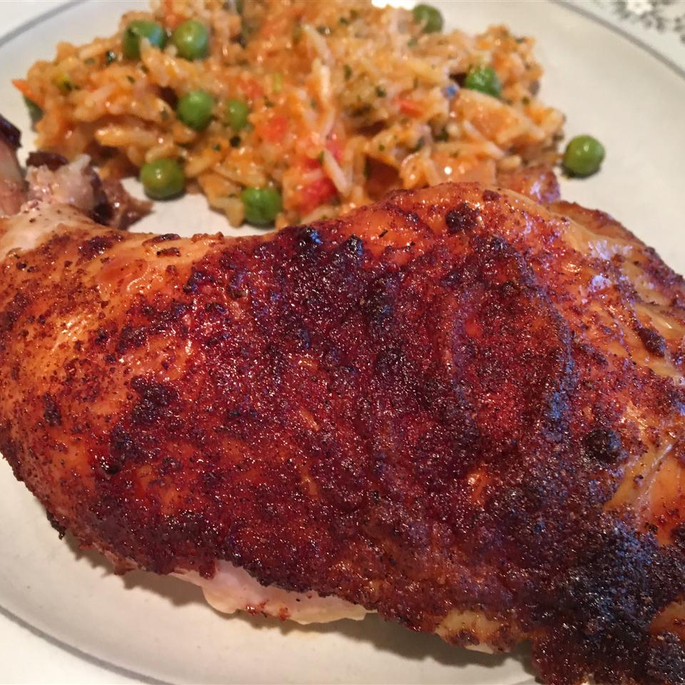 Fall-Off-The-Bone Beer Can Chicken Jamie Payne
