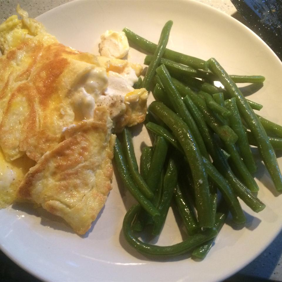 Herbed Cream Cheese Omelet Chef Boy R Drew