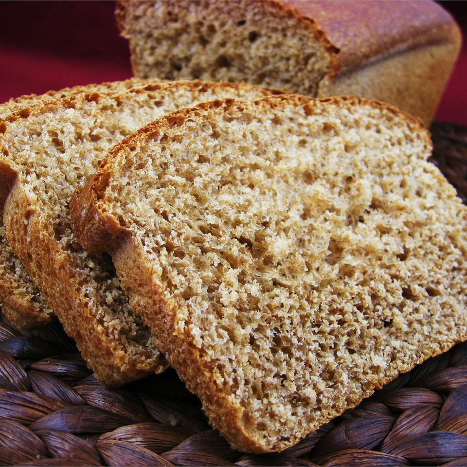 Maple Whole Wheat Bread