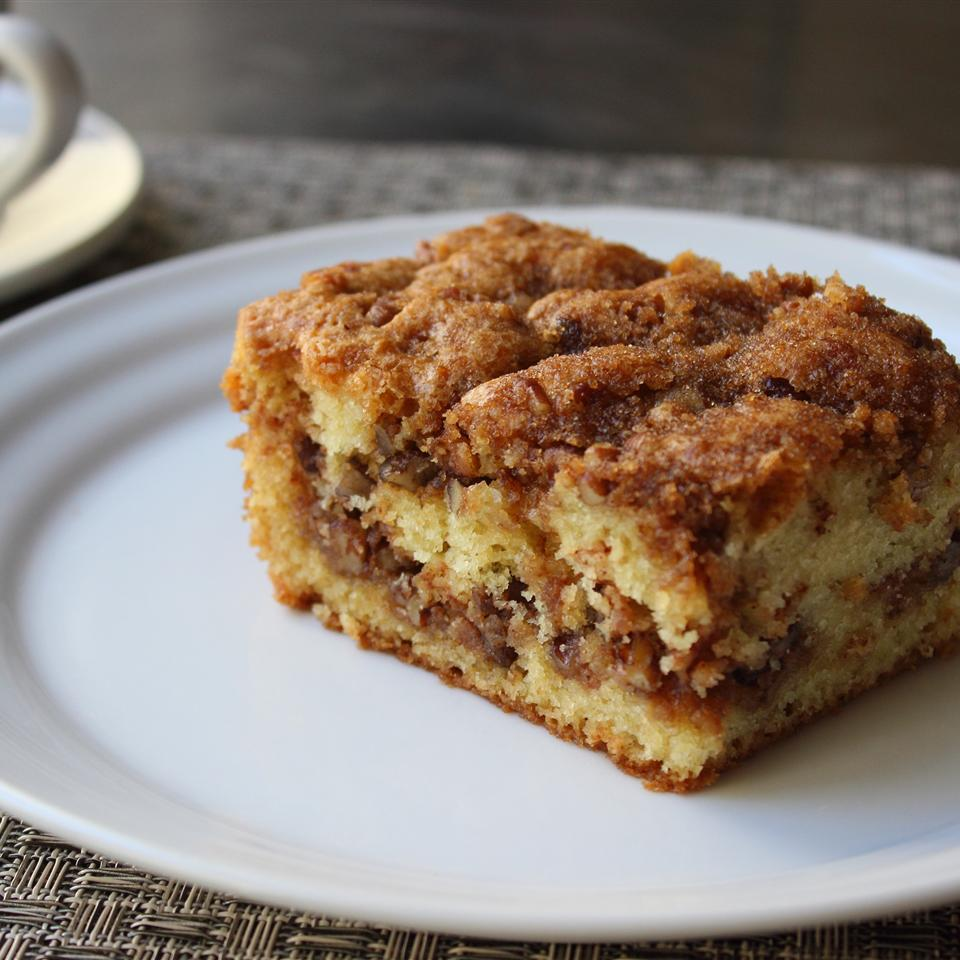Pecan Sour Cream Coffee Cake Allrecipes