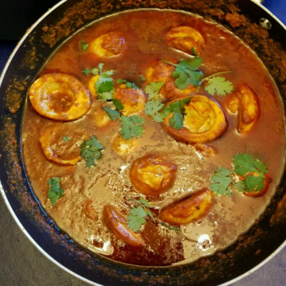 Egg Kulambu Zoya Dixit