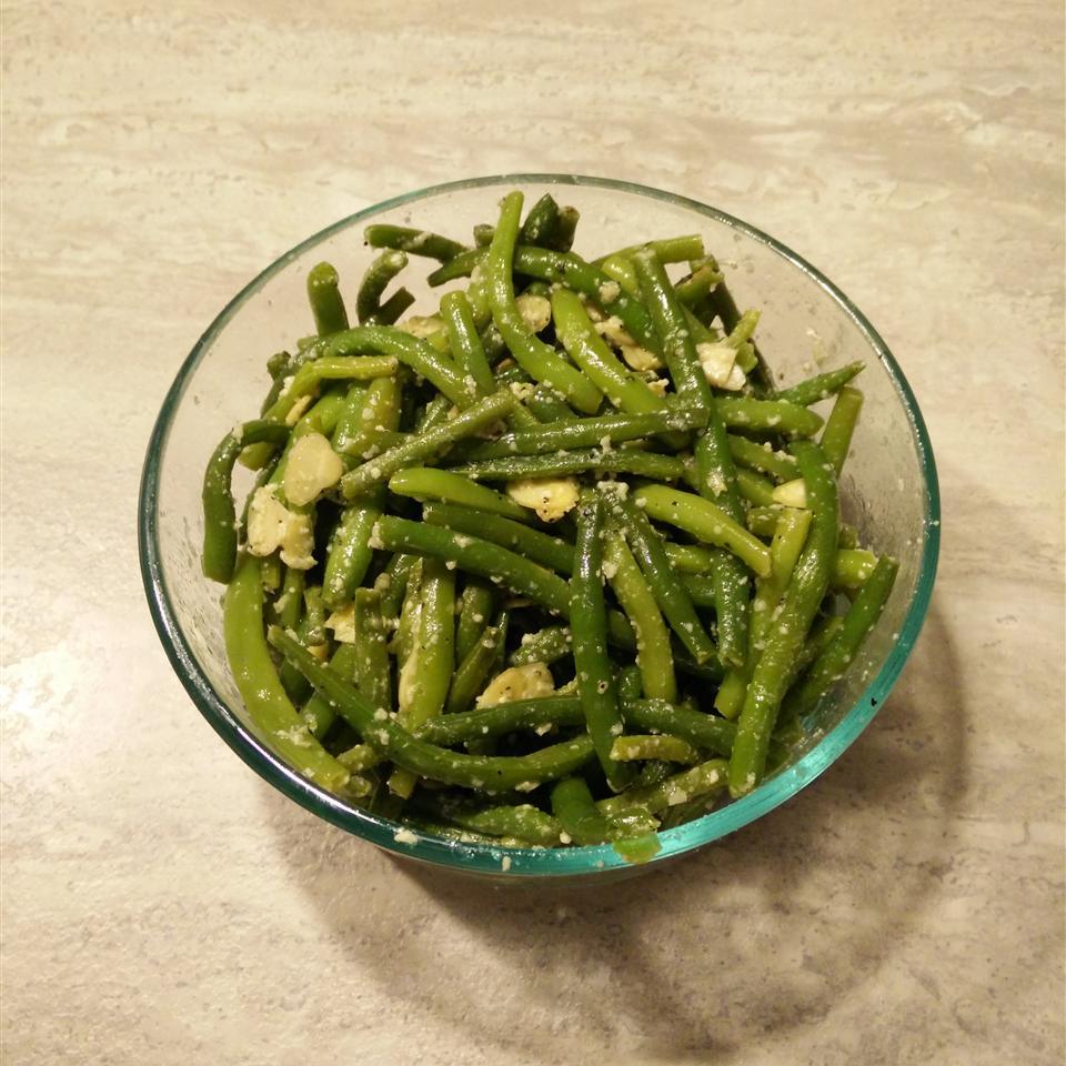 Easy Garden Green Beans KiM O.