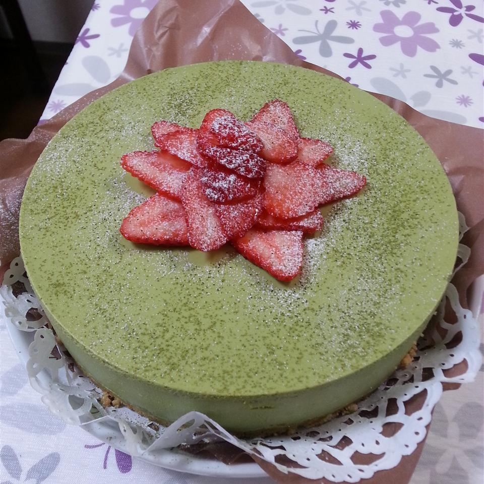 Green Tea (Matcha) Tiramisu