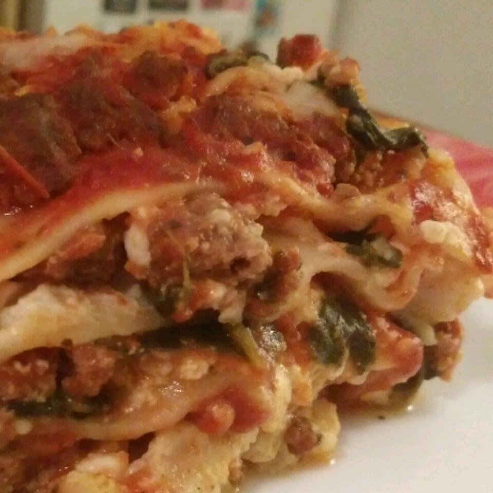 Easy Lasagna II Mary Margaret Hamilton