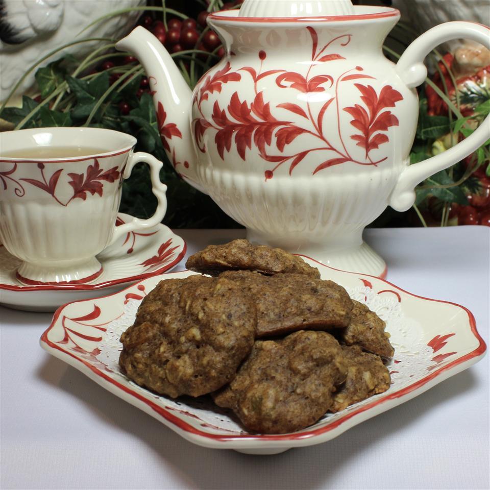 Sugarless Cookies II