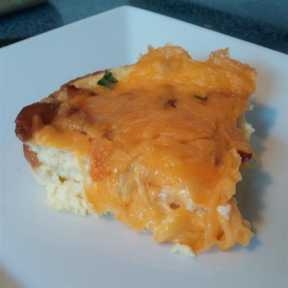 Cheesy Bacon Breakfast Casserole Chef Mo