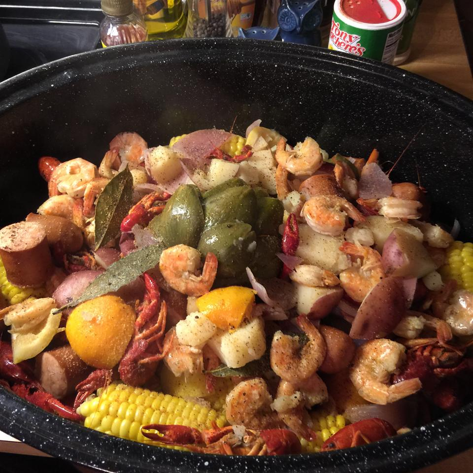 Louisiana Crawfish Boil Sabrina Jansen