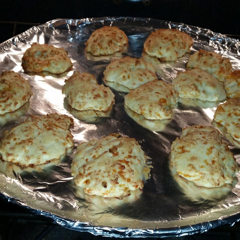 Cheese Garlic Biscuits II