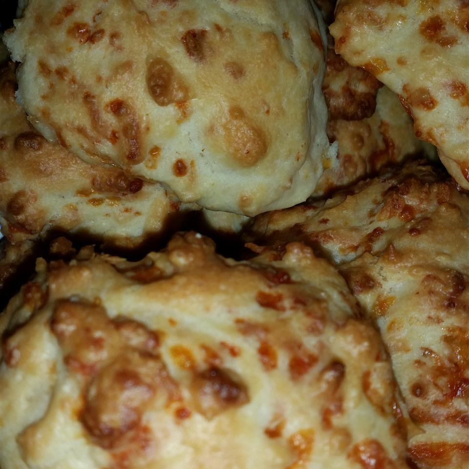 Cheese Garlic Biscuits II Sheanna Eanni-Hess