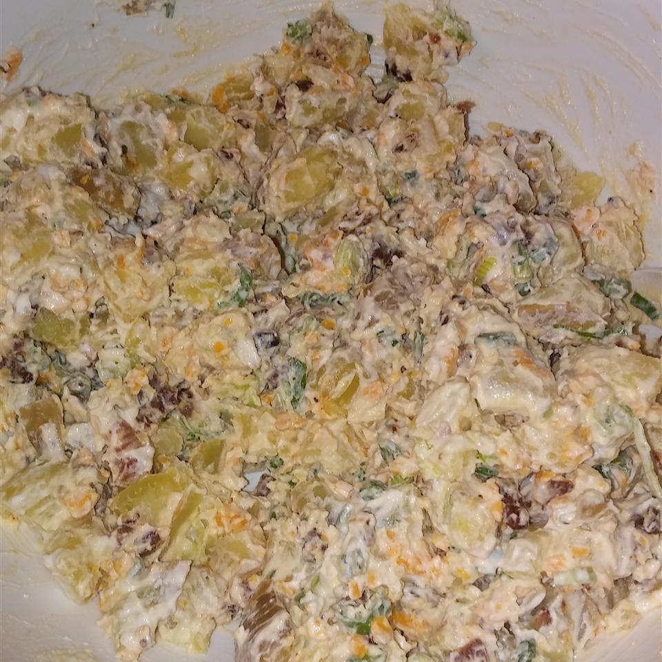 Baked Potato Salad Vernessa Hatchett