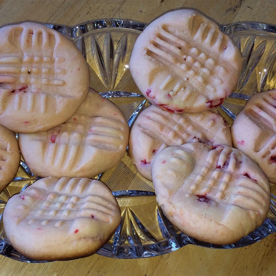 Venice High School Cherry Butter Cookies