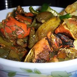 Spicy Crab Curry - Bangla Style keka1980