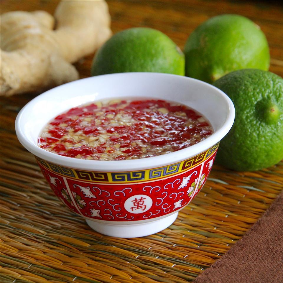 Cambodian Ginger Sauce (Tirk Khngay)