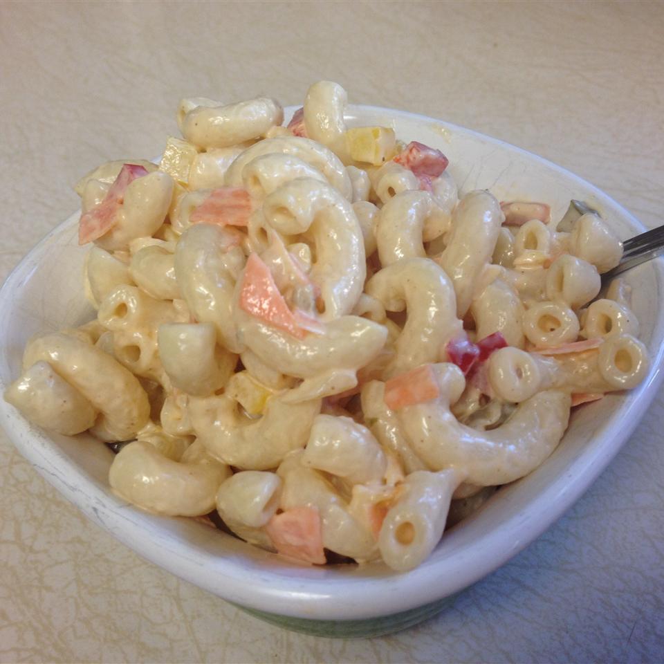 Kim's Macaroni Salad