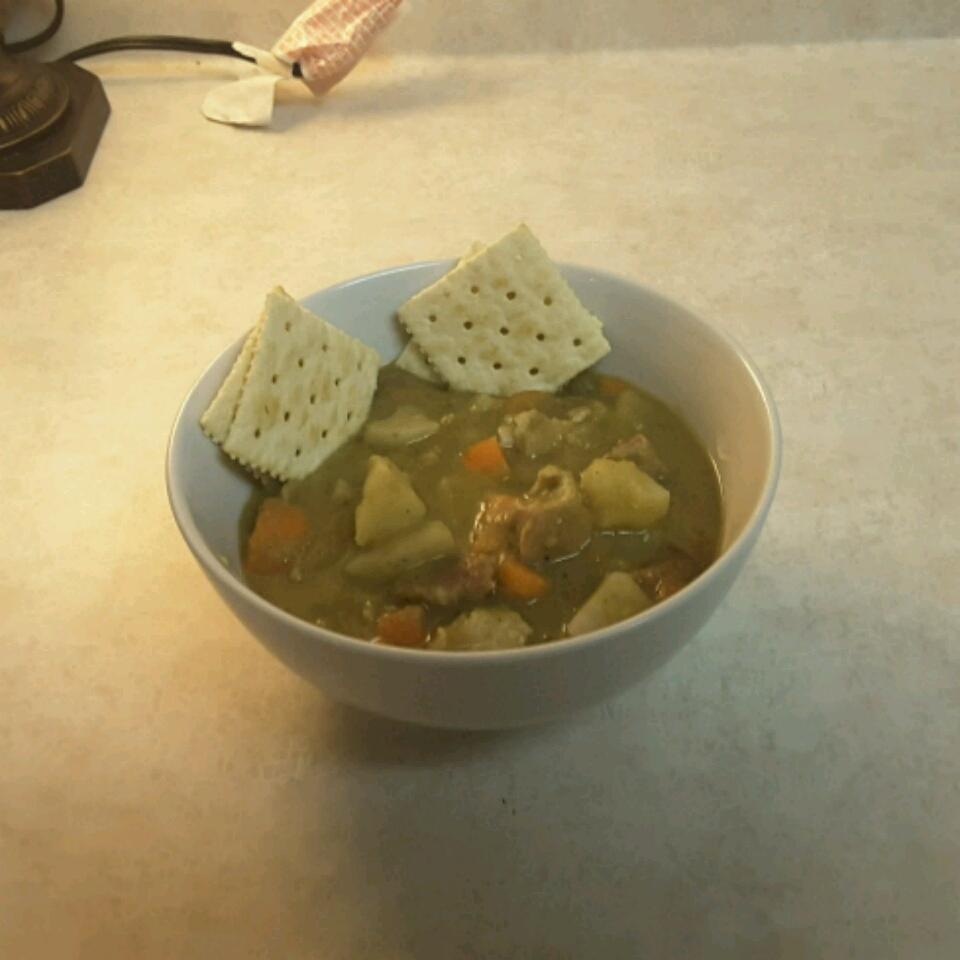 Snert (Split Pea Soup) mc3mcintyre