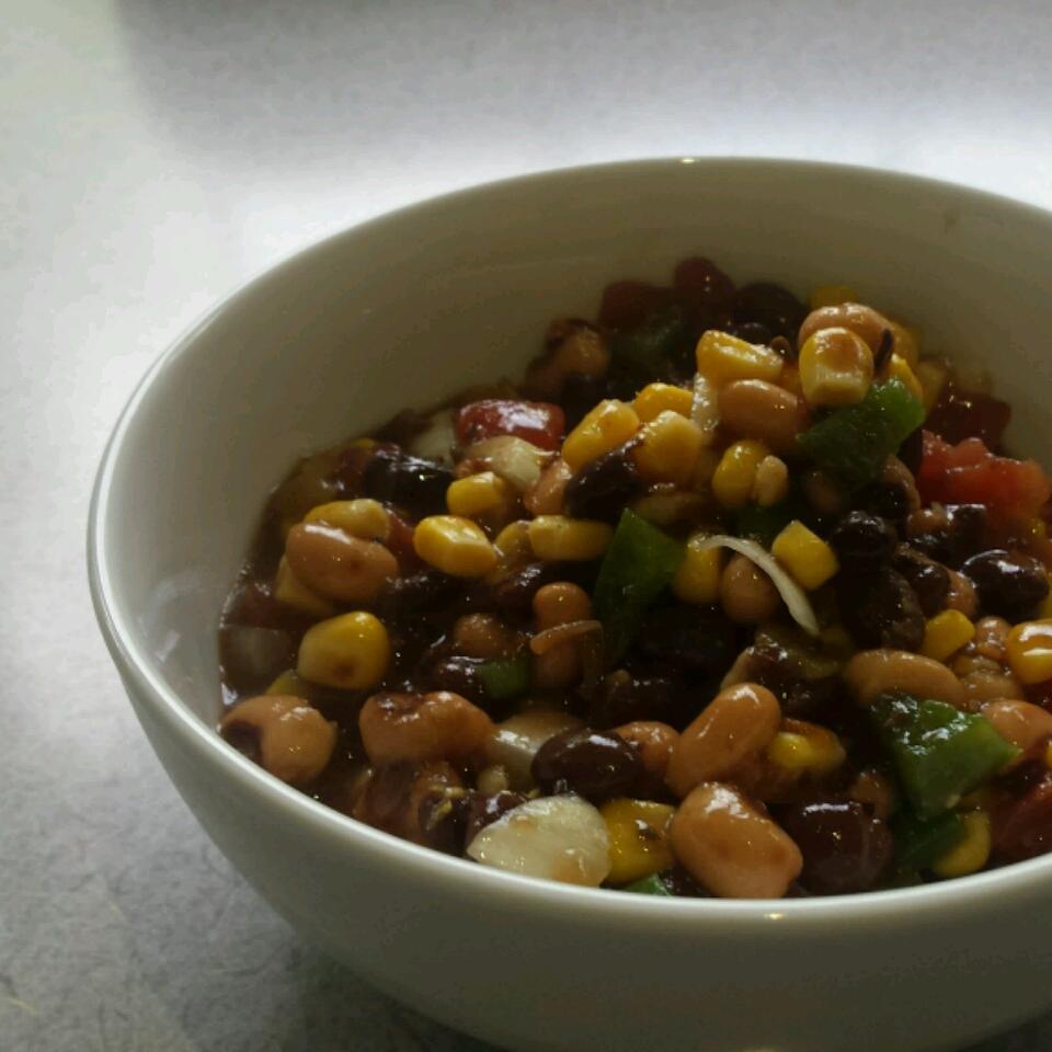 Spicy Bean Salsa Mitch Laue