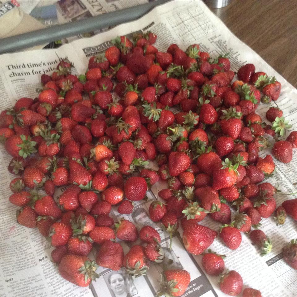Strawberry Preserves I Michael Bodin