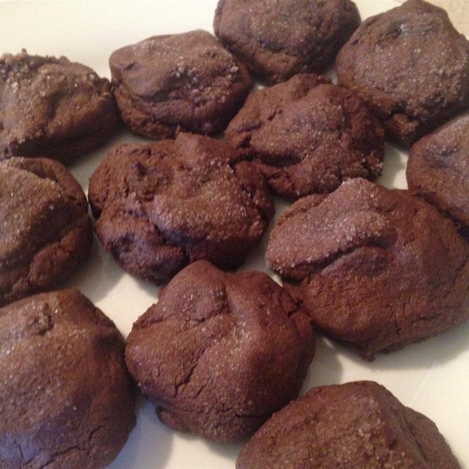 Rolo®-Filled Chocolate Cookies Kate