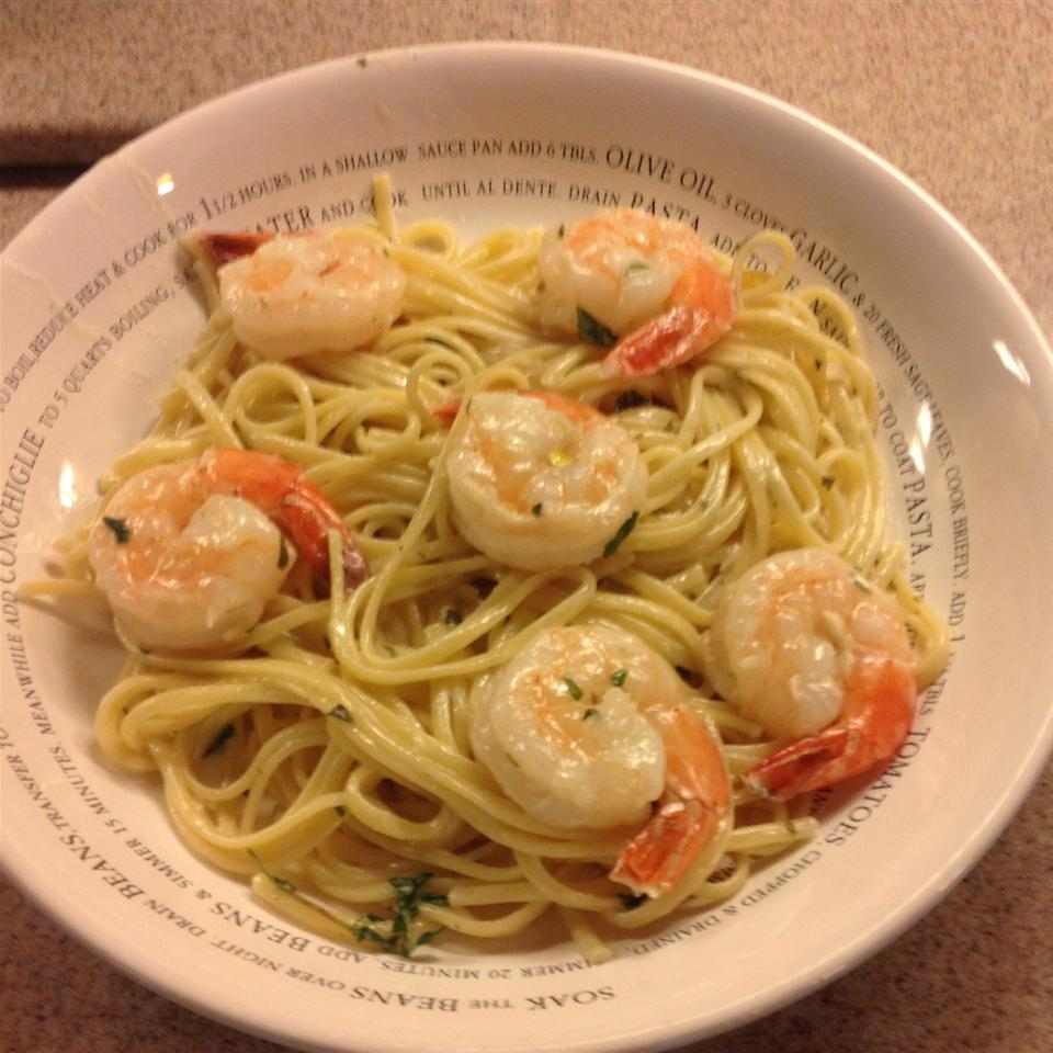 Shrimp Linguine Dlem