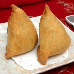 Yogurt Samosas Weaam Algassim