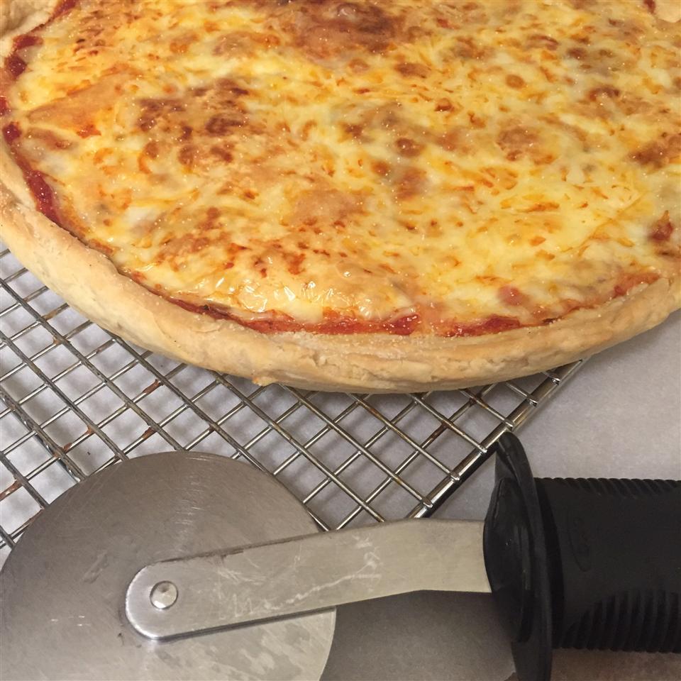 Deep Dish Pizza Dough