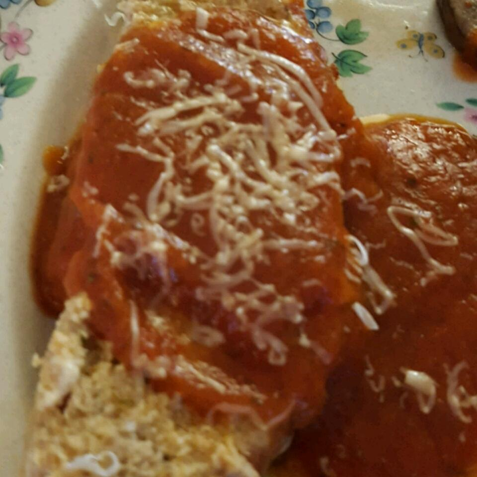 Italian Style Turkey Meatloaf