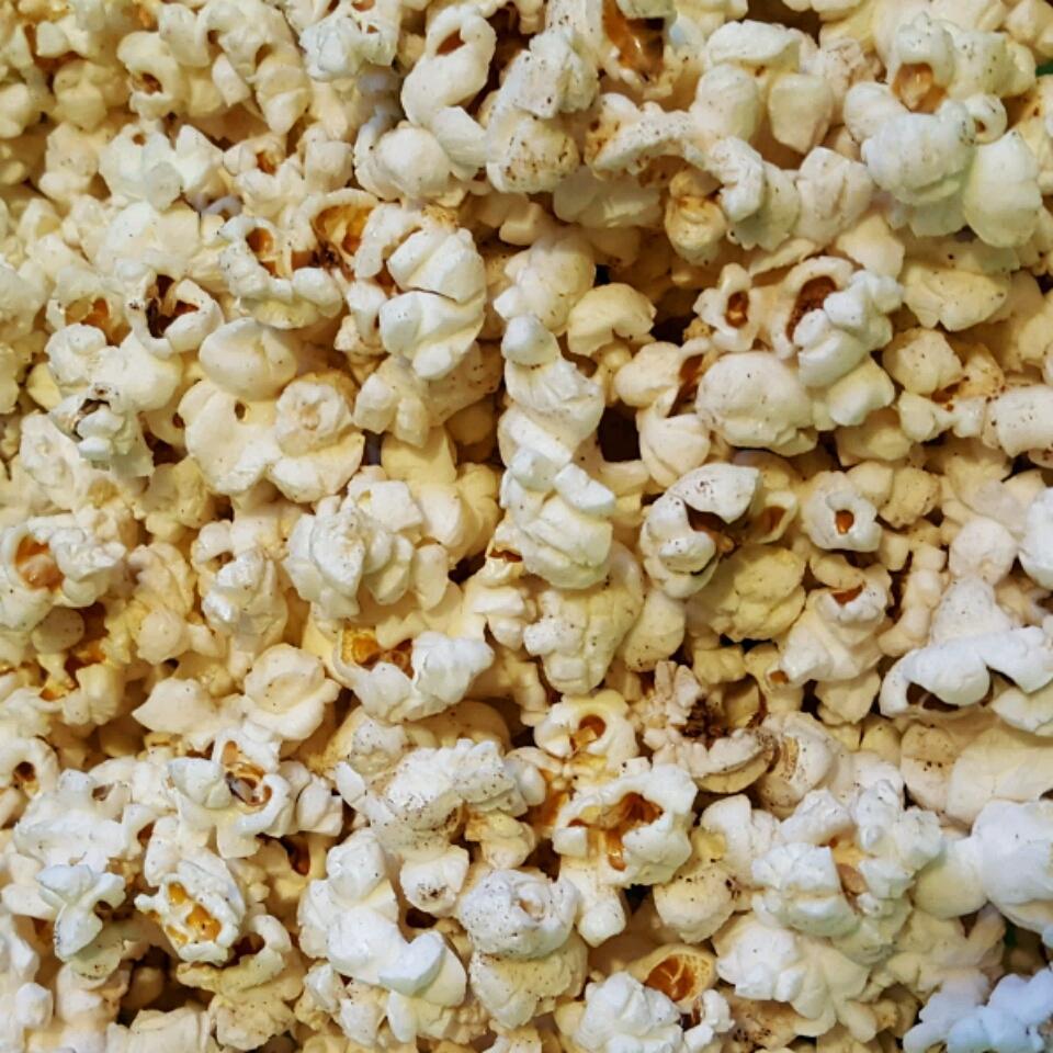 Movie Star Popcorn Stacy Novosel