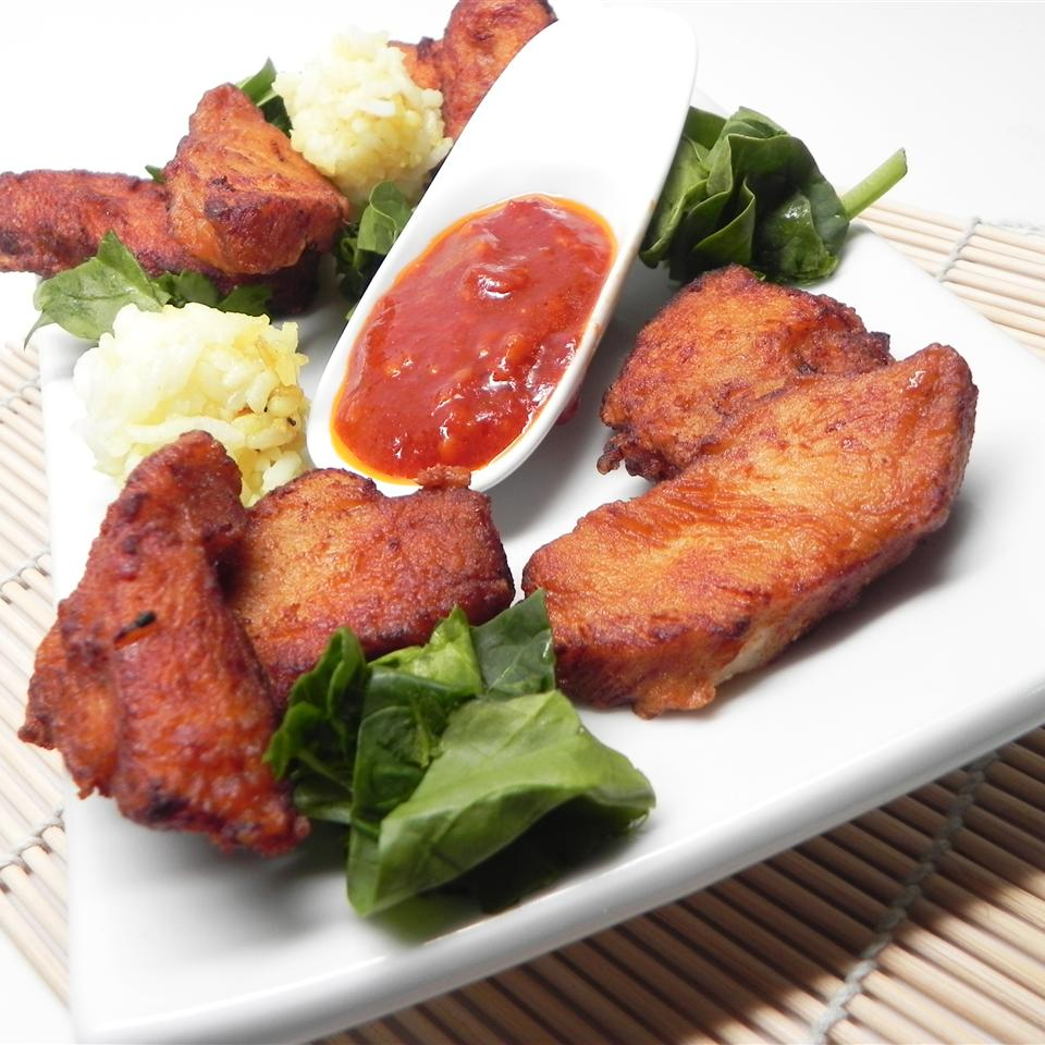 Chicken Karaage (Japanese Fried Chicken) Brenda Sawyer Adamson