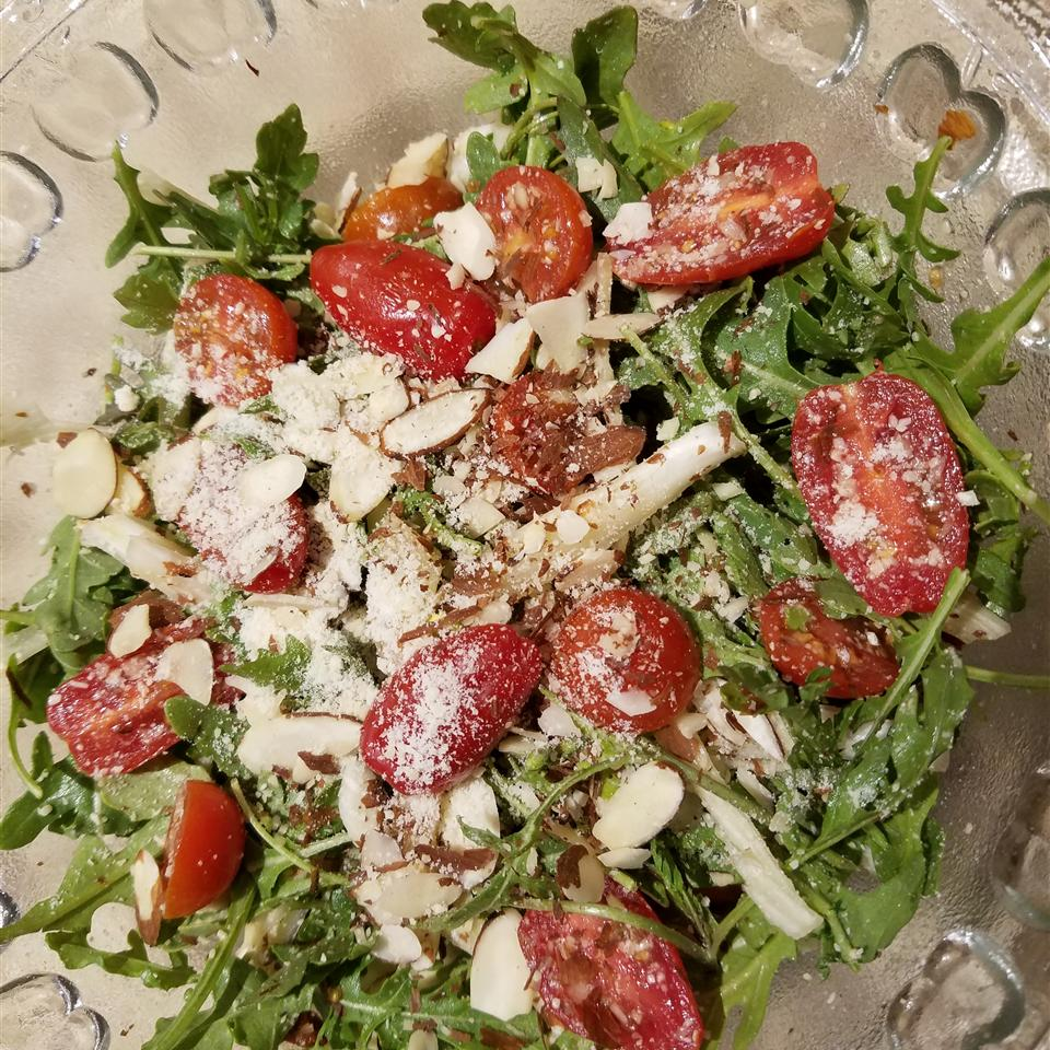Arugula-Fennel Salad Elizabeth Franco