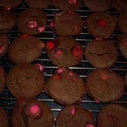 Chocolate Sour Cream Cookies BrnTheEmpireDown