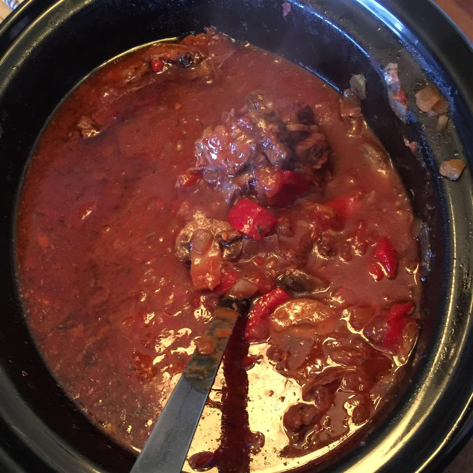 Melt-in-Your-Mouth Beef Cacciatore Robert