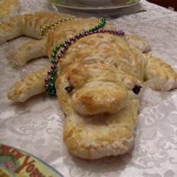 Alligator Animal Italian Bread