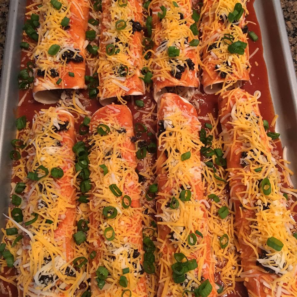 Beef Enchiladas II