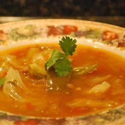 Caldo de Res (Mexican Beef Soup) KatieKook