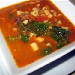 Pasta Fagioli Soup II