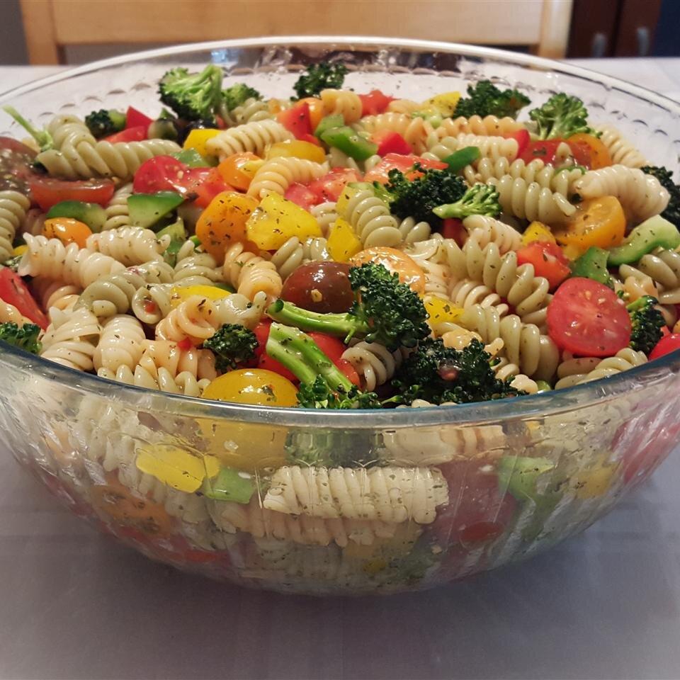 Macaroni Salad Recipe Food Fusion