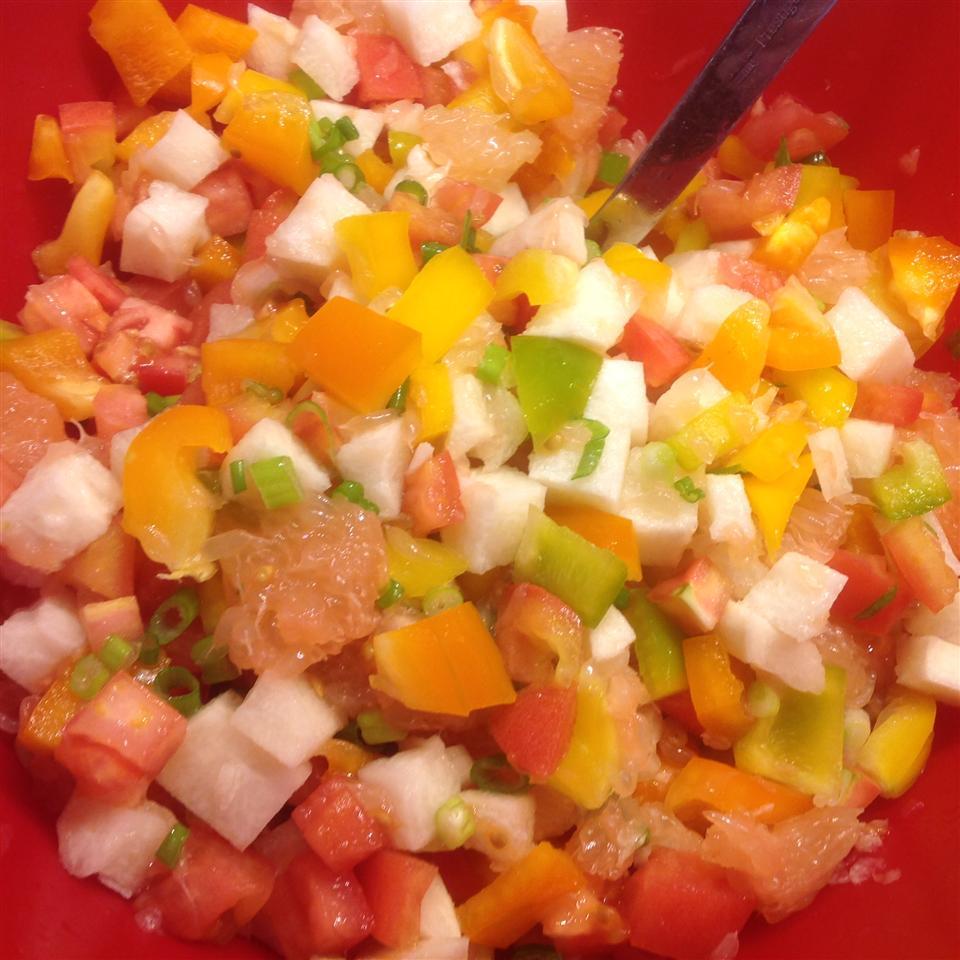 Chop Chop Salad Judith Braim
